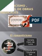 Diapositivas Obras Musicales Del Romanticismo