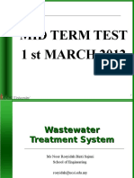 Water Treatment Lant