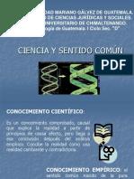Ciencia+y+Sentido+Común.
