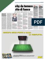 TuttoSport 11-02-2017 - Calcio Lega Pro