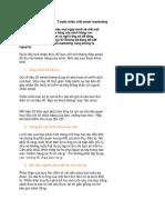 Tuyet chieu viet email marketing.pdf