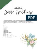 Sikh Wedding Guide