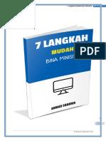 7 LANGKAH MUDAH