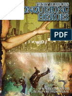Night Horrors - Conquering Heroes
