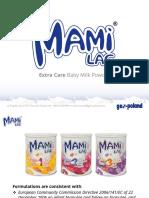 Mami Lac Extra Care