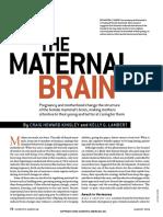 The Maternal Brain - Kinsley[1]