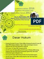 Materi Raker Kemenag Dharmasraya 2017