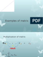 Examples of matrix.pptx