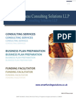 Consulting Business Solutions BPLAN