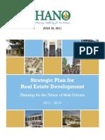 Housing Authority Strategic Plan 2011