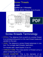 Screw Threads & Gear Measurements
