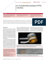 PTFE- Clinical Applications