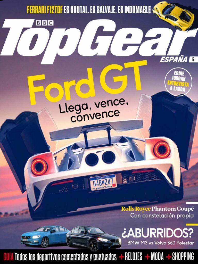 72660c6b978f6 BBC Top Gear Spain - Enero-Febrero 2017