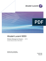-028P5 (Alcatel-Lucent 9353 Wireless Management System - Counters Reference Guide for 939x Node B) 11.05 Standard June 2010