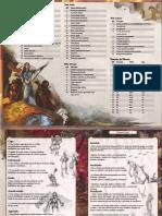 Escudo Do Mestre D&D 5E - PT