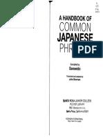 A Handbook Of Common Japanese Phrases.pdf