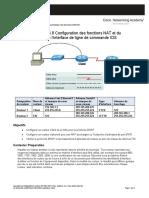 Configuration Des Fonctions NAT Et Du DHCP