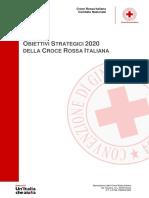 Obiettivi Strategici Della Croce Rossa Italiana