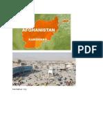 Final Word Kandahar