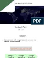 Presentacion Centrales Eléctricas