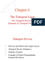 11 TransportLayer (TransportService&ProtocolElements)