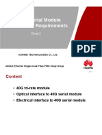 40g Technical Req Huawei