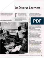 kluth  straut standards for diverse learners