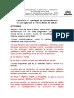 ATIVIDADE NÍVEIS DE ESCRITA com respostas.docx