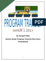 Program Transisi 2016final