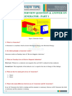 16 Common Interview Questions & Answers on Generator - Part-1
