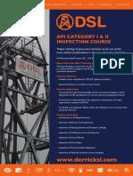 DSL API Cat I  II Training.pdf