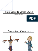 From Script to Screen OGR 2