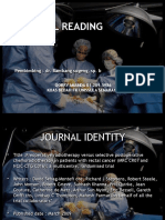 Preoperative radiotherapy versus selective postoperative chemoradiotherapy in patients with rectal cancer (MRC CR07 and NCIC-CTG C016)
