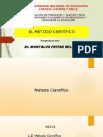 EL MÉTODO CIENTIFICO 23.02.2017.pptx