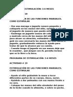 actividadesestimulaciontemprana0a3aos-140515214311-phpapp01