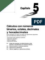 5. Calculo con Numeros Binarios