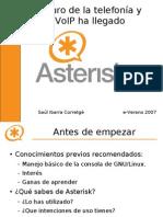 Curso de Asterisk Everano 2007 1204