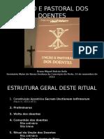 Apresentação Unção Ávila