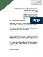 Casación Laboral N° 16967-2015, Lima