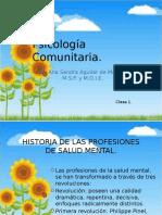 Comunitaria CLASE 1 Diapositivas