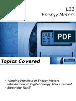 L31 Energy Meters