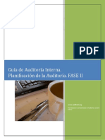 Guia de Auditoria Interna Fase II