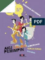 12 Buku KPK Modul Pendidikan Antikorupsi SMA MA Kelas 2