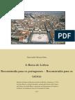 A Baixa de Lisboa