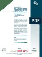 Montajes y Mantenimiento Industrial Nº 1 Sector Metal