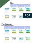 Activities Seasons