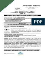 108 - TECNICO EM EDIFICA€OES