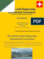 Presentazione Monte Vend A 08082009 En