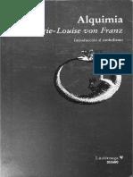 Alquimia - Marie-Louise Von Franz.pdf