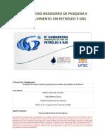 Produção de biogás a partir da glicerina proveniente da produção de biodiesel.